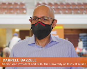 Darrell Bazzell Interview after vaccination