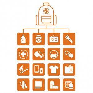 Emergency Kit Graphic