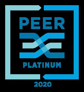 2020 PEER Platinum icon