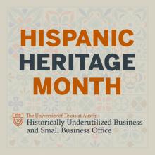 Hispanic Heritage Month (HHM)