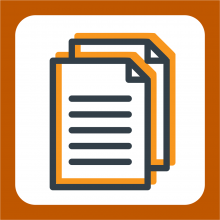 Document Template Icon