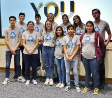 Resource Recovery Interns group photo