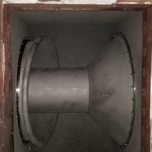 Combustion Turbine Exhaust Collector