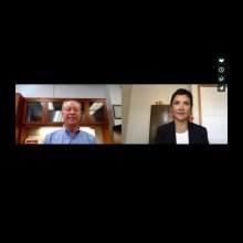 EHS John Salsman Interview video screenshot