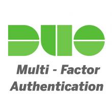 DUO multi-factor authentication app logo