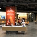 The new Admissions Welcome Center on the 1st floor of PCL