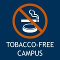 Tobacco Free Campus logo