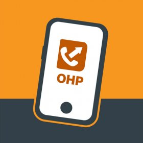 Call OHP graphic